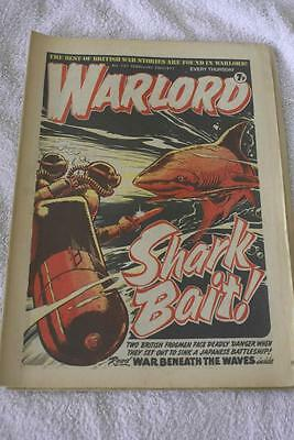 WarLord No. 125 February 12th 1977