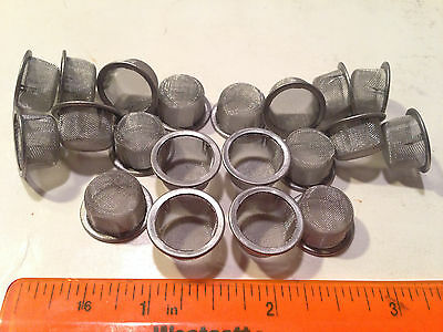 20x Arizer Extreme Q & V-Tower Vaporizer Dome Only Mesh Screen Replacement 20pc