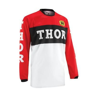 THOR Motocross Jersey 2015 PHASE PRO-GP rot Motocross Enduro Cross MTB Quad MX