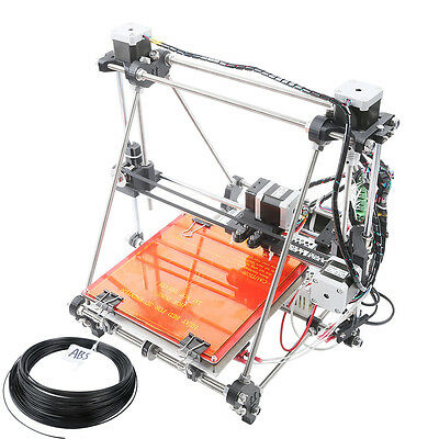 Hot Sale Replicator 3D Printer Machine Fully Assembled Kit PLA/ABS 3YR Warranty