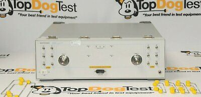HP Agilent Keysight N4420B SParameter Test Set 10MHz to 40GHz 4 Ports (2 and 4)