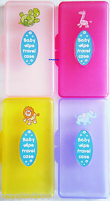 Baby Wipes Travel Case Wet Wipes Box Dispenser Home Holiday Changing Storage