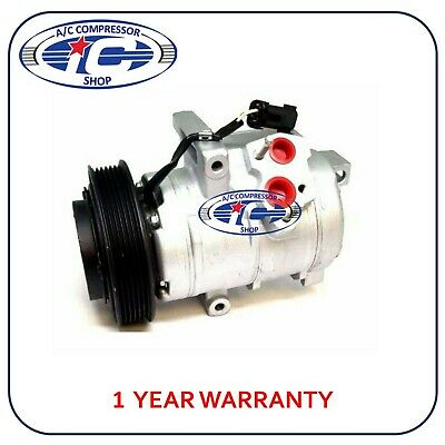 A/C Compressor Fits Chrysler 300,Dodge Charger,Magnum 06-10 V6 2.7L 10S17C 97309