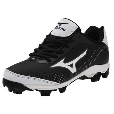 Mizuno Youth 9-Spike Franchise 7 Low Molded Baseball/Softball Cleats 320451