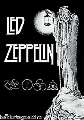 LED ZEPPELIN Stairway to Heaven 29X43 Cloth Fabric Poster Flag Wall Banner-New