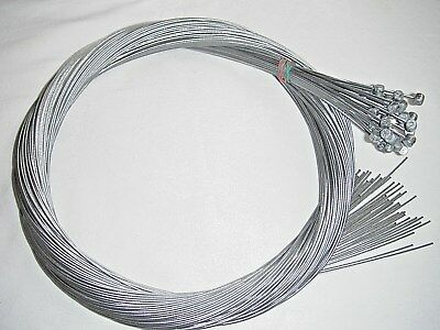 WHOLESALE Mountain Bike Brake inner cables 10 20 50 or 100 Bicycle break cable