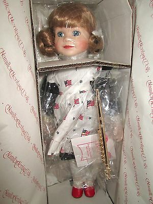 """Hamilton """"Betsey"""" Join The Parade Doll Collection *NRFB"""