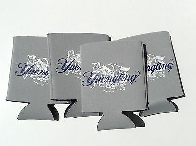 4 Yuengling Lager Beer Can Koozies New!
