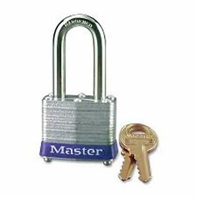 new master lock 3dlf laminated padlock with 1 1 12 shackle
