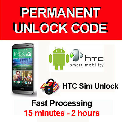 Unlock Code  T-Mobile HTC One S, HTC One M8, HTC One M7, HTC myTouch 4G