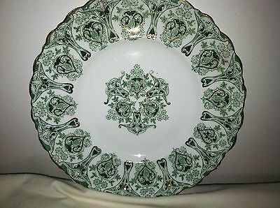 """GENOA by J & G MEAKIN  Four 10"""" DINNER PLATES ~~~~  Rare"""
