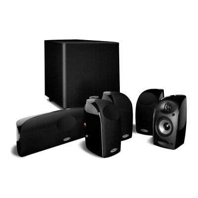 Polk Audio TL1600 Home Theater System With Powered Subwoofer