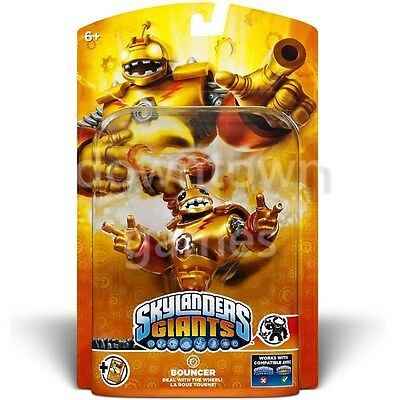 BOUNCER Skylanders Giants NEW SEALED Giant figure, also works in SWAP Force!