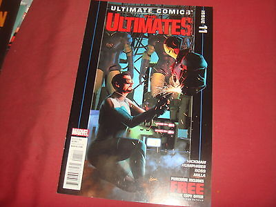 ULTIMATE COMICS : THE ULTIMATES #11 Hickman Marvel Comics 2012 VF/NM