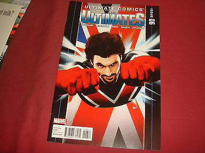 ULTIMATE COMICS : THE ULTIMATES #6 Hickman Marvel Comics 2011 VF/NM