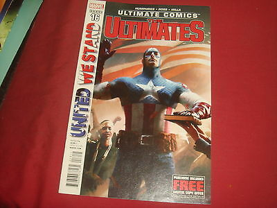 ULTIMATE COMICS : THE ULTIMATES #16   Marvel Comics 2012 VF / NM