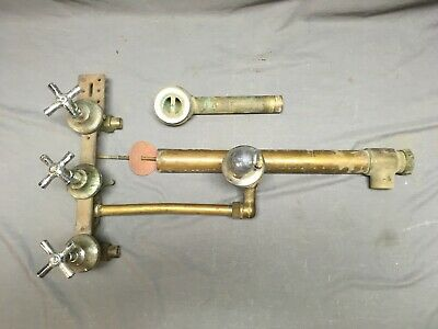 Vintage Bathtub Shower Faucet Plumbing 1290-13