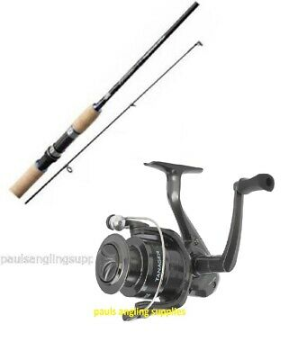 Abu Garcia Devil Spin &  Mitchell Tanager  Rod & Reel 7 , 8 , 9, or 10 ft