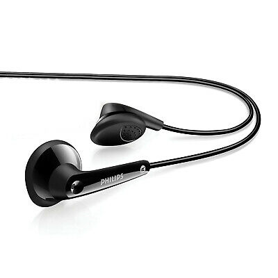 SONY MH410c Headphones Earphones w/ MIC for Xperia Samsung Android iPhone BLACK