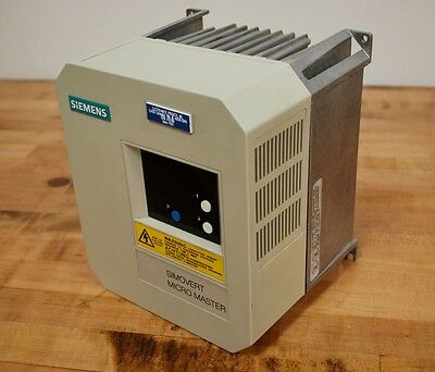 Siemens 6SE3014-0DC00, MicroMaster Drive - USED