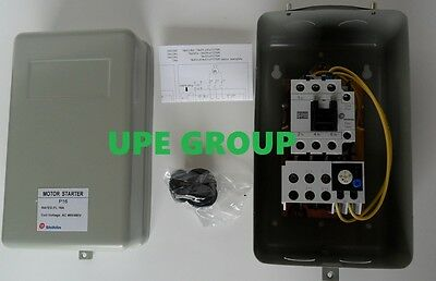 Magnetic Motor Starter Control For Electric Motor 7.5 Hp 3-Phase 460Vac  18Amp