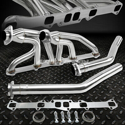 For Ford/mercury L6 144/170/200/250 Cid Stainless Steel Header Exhaust Manifold