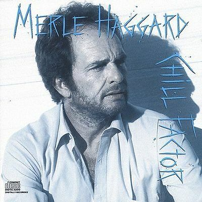 Chill Factor by Merle Haggard (Cassette, Epic (USA))