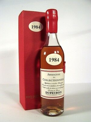 1984 Ryst-Dupeyron Armagnac 200ml France FREE DELIVERY Isle of Wine