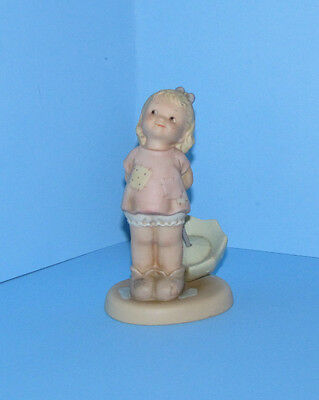 Enesco Memories of Yesterday We are all his Children Girl in tattered Clothing