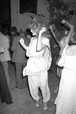 8x10 Print Farrah Fawcett Studio 54 New York City 1978  #298822FF