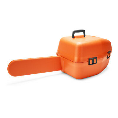 Husqvarna 100000101 Classic Chain Saw Storage Safety Carrying Case - 100000101