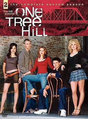 ONE TREE HILL: The Complete SECOND Season (DVD, 2005, 6-Disc Set) ...