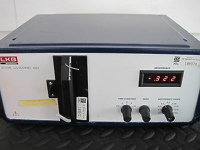 LKB Bromma Uvicord SD Model 2158 hplc