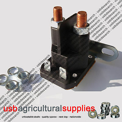 Solenoid Electronic Starter 18736111/0 Honda 7 Castelgarden Tc102 Next Day Uk