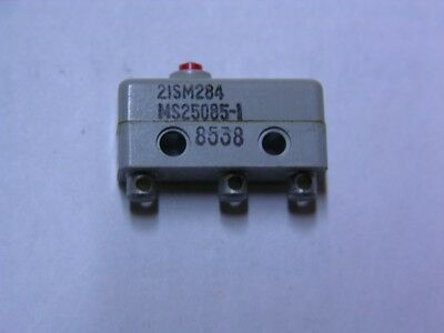 5 Mil-Spec Micro Switch 21SM284 5A Min.Micro switches