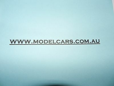 "Domain Name ""www.modelcars.com.au"" For Sale"