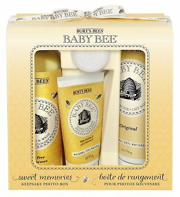 Burt's Bees Baby Bee Sweet Memories Gift Set