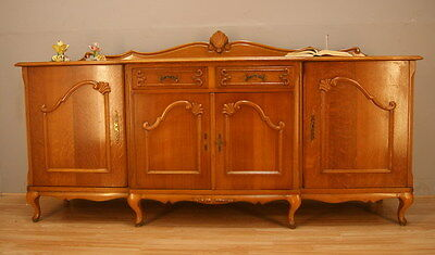 1981! SUPERB FRENCH SIDEBOARD IN LOUIS XV STYLE !!!