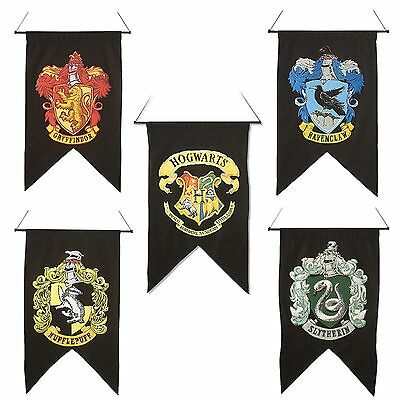 Official Harry Potter Hogwarts Wall Banner Decoration Fancy dress Accessory
