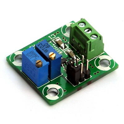 1KHz to 33MHz Adjustable Oscillator Module Board. Based on LTC1799