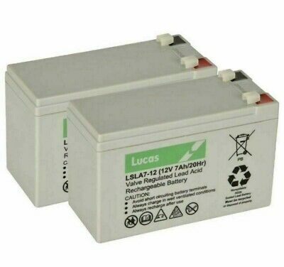 UPS Battery Kit - Direct Replacement for APC RBC48
