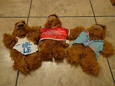 3--1988 Alf (Tv Show) Puppets (Look)