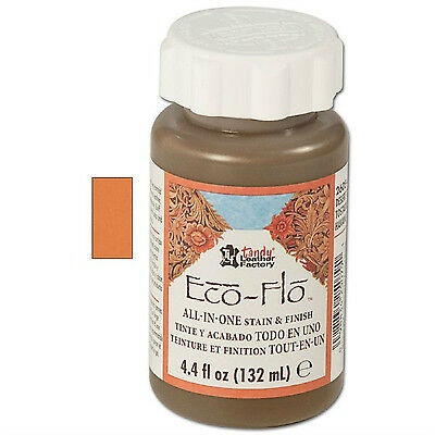 Eco Flo All-In-One Desert Tan Dye 4 Oz 2605-06 by Tandy Leather