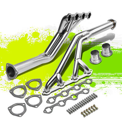 For 64-70 Ford Mustang 260/289/302 8-4-2 S.steel Performance Exhaust Header