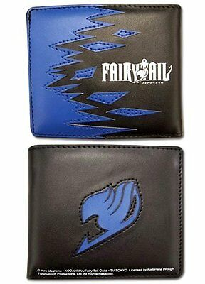 *NEW* Fairy Tail Gray Bifold Wallet