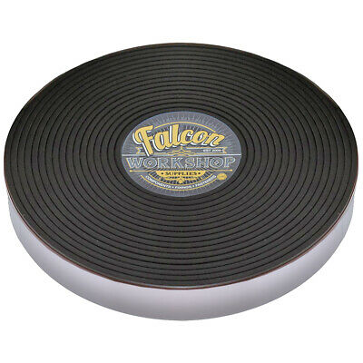 SELF ADHESIVE FLEXIBLE MAGNETIC TAPE CRAFT MAGNET STRIP FRIDGE 12.7mm 20mm 25mm