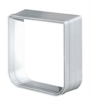 Pet Mate Cat Flap Wall Liner White for 234 & 235