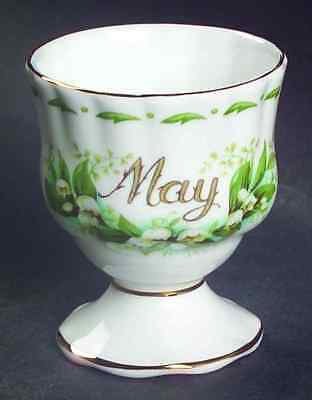 Royal Albert FLOWER OF THE MONTH May Egg Cup 6726464
