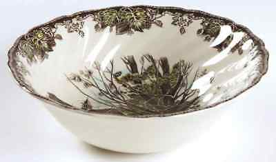 """Johnson Brothers THE FRIENDLY VILLAGE 8 1/4"""" Round Vegetable Bowl 4740183"""