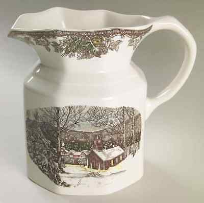 Johnson Brothers THE FRIENDLY VILLAGE 64 Oz Pitcher (Imperfect) 7660551
